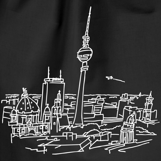 Le panorama de Berlin