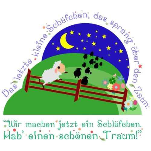 Schäfchen - Turnbeutel