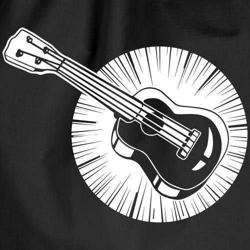 Gitarre Partnershirt - Baby Ukulele - Turnbeutel