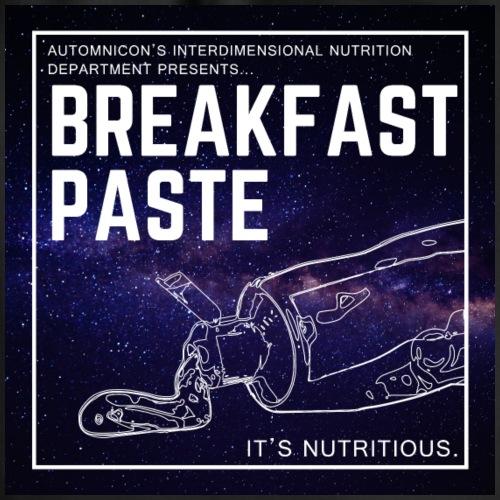 Breakfast Paste - Drawstring Bag