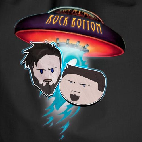 Rock Bottom UFO Logo Casper & Marcus - Sportstaske