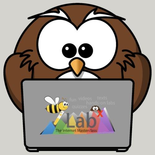 iLab.Owl - Turnbeutel