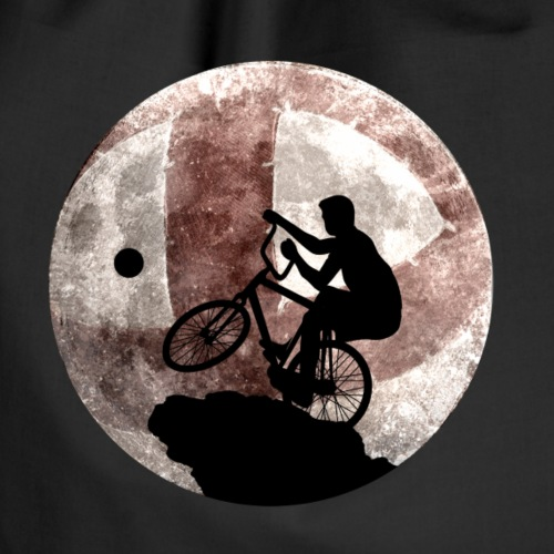 Radball | Cycle Ball Moon - Turnbeutel