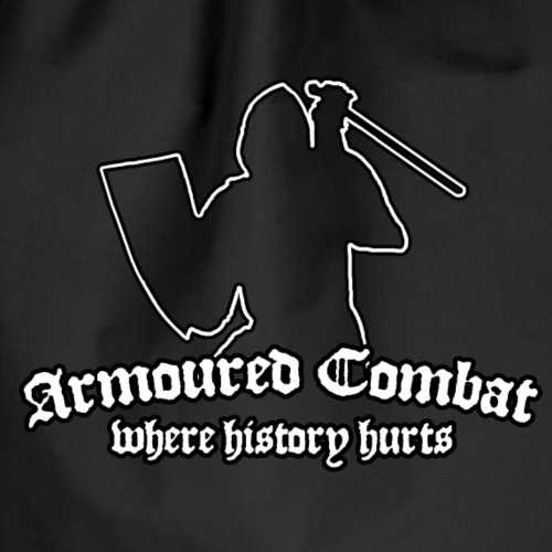 Where History Hurts - Schwertkampf - Turnbeutel