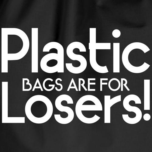 plastic bags losers - Turnbeutel