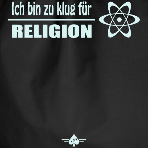 Atheist - Turnbeutel