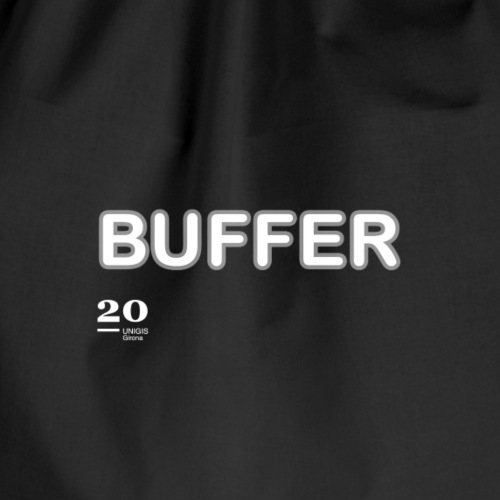 buffer - Mochila saco