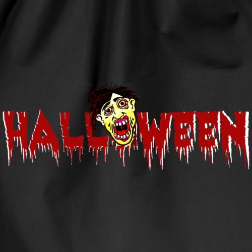 Halloween4 - Turnbeutel