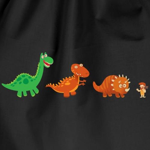 dinosaures et compagnie - Sac de sport léger