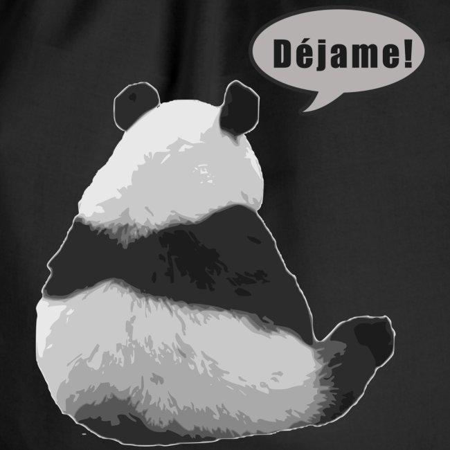 Panda Dejame