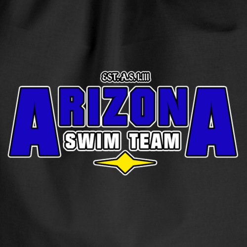 Arizona Swim Team - Turnbeutel