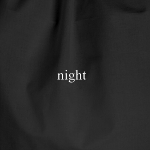 NIGHT - Turnbeutel
