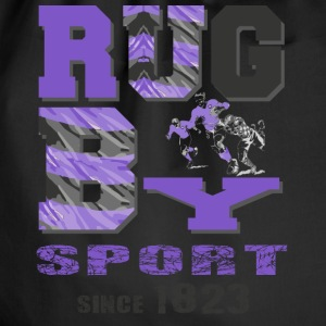 RUGBY dal 1823 - Sacca sportiva
