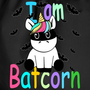 I AM BATCORN - Turnbeutel