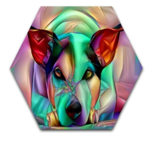 dog8 - Drawstring Bag