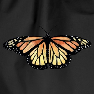 Monarch Butterfly - Sacca sportiva