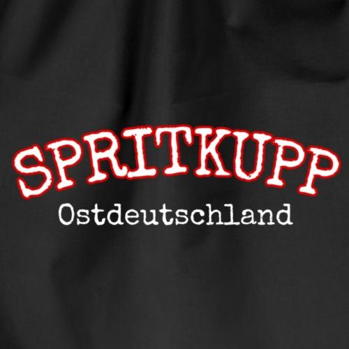 Spritkupp Ostdeutschland - Turnbeutel