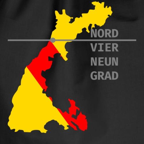 NORDVIERNEUNGRAD - Turnbeutel