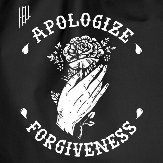 HELL apparel   APOLOGIZE & FORGIVENESS   2019