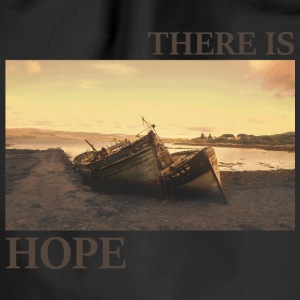 There_is_hope_natural_colour - Turnbeutel