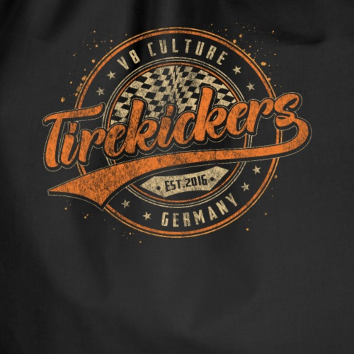 Tirekickers Racing - V8 Culture - Turnbeutel
