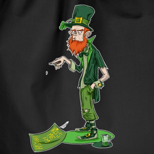 Der Tag nach St. Patrick's Day - Turnbeutel