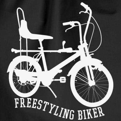 FREESTYLE BIKER - Sacca sportiva
