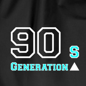 Generation90 - Turnbeutel