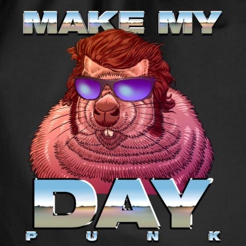 Make my Groundhog Day! - Turnbeutel