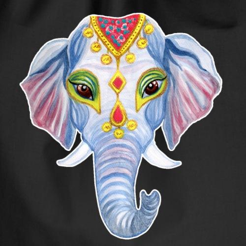 Intialainen Holi Elefantti - Jumppakassi
