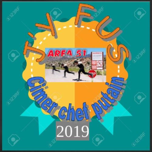 badge 2019 - Sac de sport léger