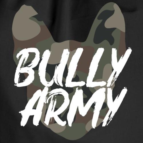 Bully Army NEU - Turnbeutel