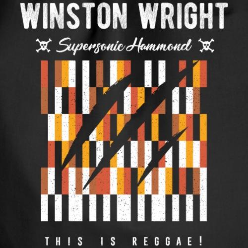 Winston Wright Teclista Supersonic - Mochila saco