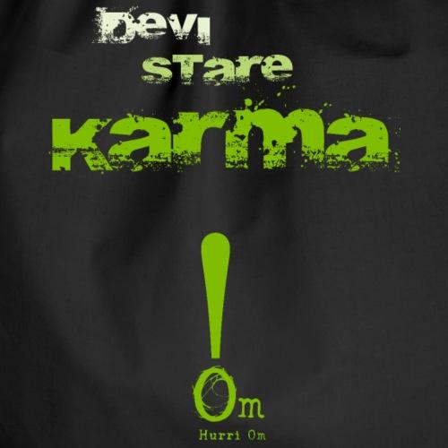 DEVI STARE KARMA 1 - Sacca sportiva