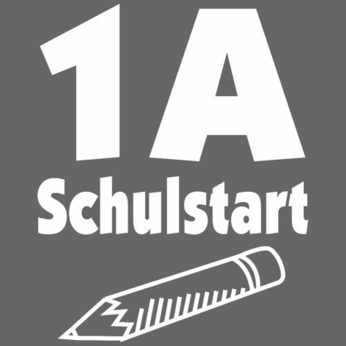 1 A Schulstart erste Klasse Einschulung - Turnbeutel