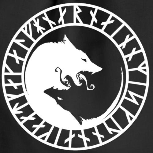 Wolves of Odín - Mochila saco