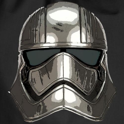 Phasma's Helmet - Drawstring Bag