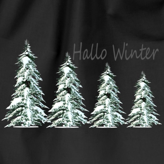 T-shirt Homme hiver
