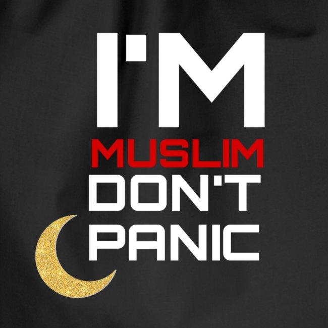 IM MUSLIM DONT PANIC