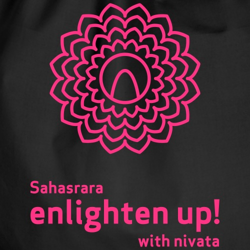 7. Chakra: Sahasrara - Turnbeutel