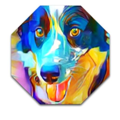 dog3 - Drawstring Bag