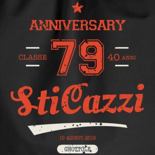StiCazzi 79 - Sacca sportiva