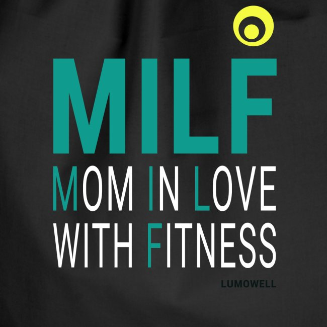 MILF Mom in love with fit