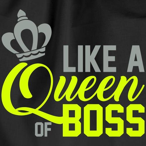 Like a Queen of Boss