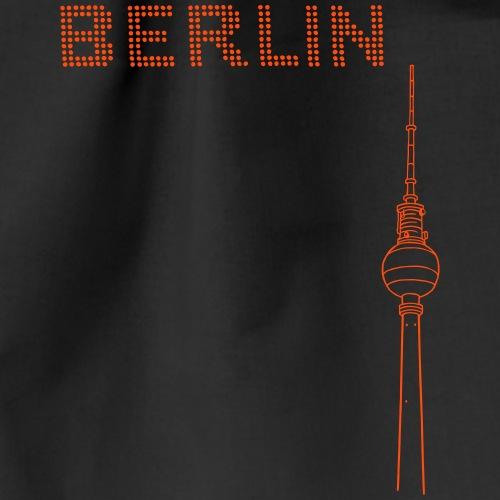 Torre della televisione di Berlino - Sacca sportiva