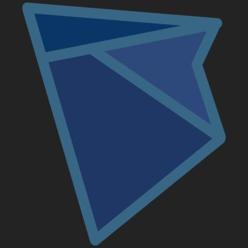 Faythexx Geometrical Logo - Drawstring Bag
