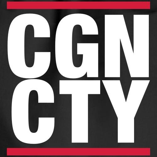 CGN CTY - Turnbeutel