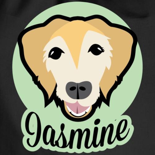 The Golden Ratio Jasmine - Drawstring Bag