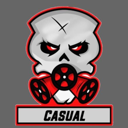 Casual-Gaming-Logo - Turnbeutel