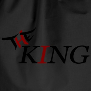 The King - Turnbeutel